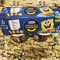 Kraft SpongeBob Shapes Macaroni & Cheese Dinner 4-1.9 oz. Microcups uploaded by Andrea C.