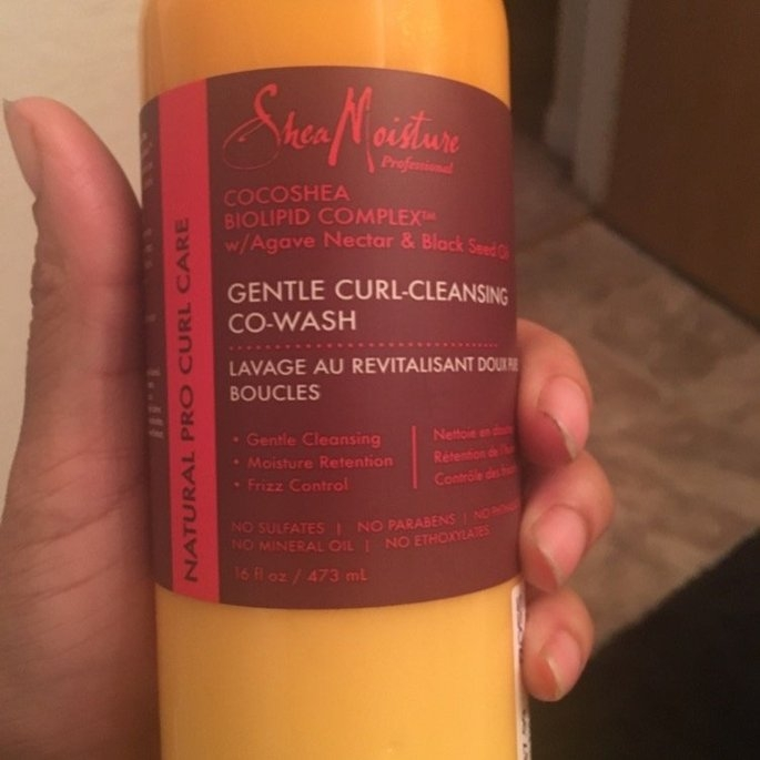 SheaMoisture Professional Gentle Curl Cleansing Co-Wash uploaded by Kyla W.