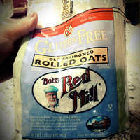 Bob's Red Mill's Gluten Free Old Fashioned Rolled Oats uploaded by Sarah C.