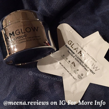 Photo of GLAMGLOW® Dreamduo™ Overnight Transforming Treatment uploaded by Meena S.