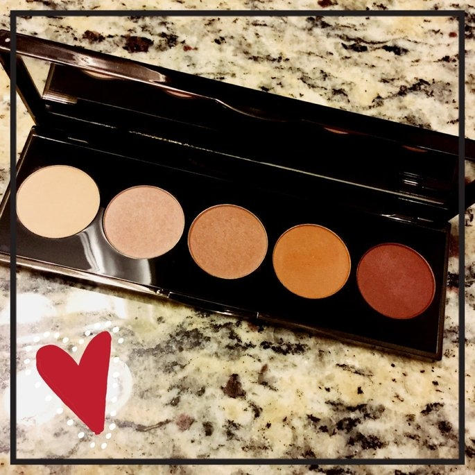 BECCA Ombre Rouge Eye Palette uploaded by Victoria M.