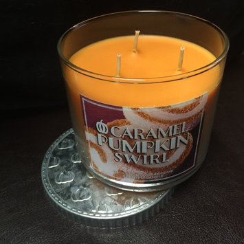 Photo of Bath & Body Works® SPICED APPLE TODDY 3-Wick Candle uploaded by Danielle S.