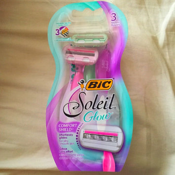 Photo of BIC Soleil Glow Shaver - 3 count uploaded by Kassandra  R.