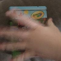 Crayola. 526916 Washable Crayons, Regular, 8 Colors, 16/Box uploaded by Jacqueline V.