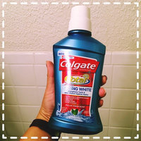 Colgate® Total® LASTING WHITE POLAR FRESHMINT MOUTHWASH uploaded by Tabitha G.
