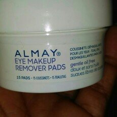 Almay Oil Free Gentle Eye Makeup Remover Pads uploaded by Aleshia F.