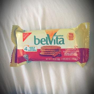 Nabisco® belVita® Cinnamon Brown Sugar Breakfast Biscuits 1.76 oz. Pack uploaded by Lisa B.