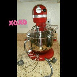 Photo of KitchenAid Classic 4.5 Qt Stand Mixer- White K45SS uploaded by Heather C.