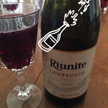 Photo of Riunite Lambrusco uploaded by Wendy C.