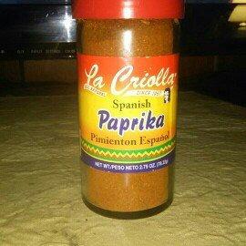 La Criolla 2.75 oz. Spanish Paprika Case Of 12