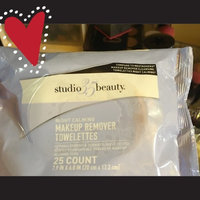 Studio 35 Beauty Makeup Remover Towelettes uploaded by mandy s.