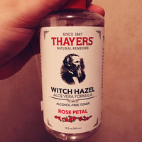 Thayers Alcohol-Free Rose Petal Witch Hazel Toner uploaded by Katie G.