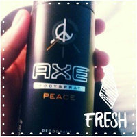 AXE Deodorant Bodyspray Peace uploaded by Rosmery C.