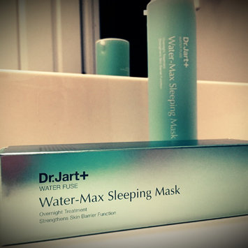 Photo of Dr. Jart+ Water Fuse Water-Full Hydrogel Mask uploaded by Emily C.