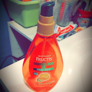 Photo of Garnier Fructis Style Unruly Hair Oil, 5.1 oz uploaded by Melanie S.