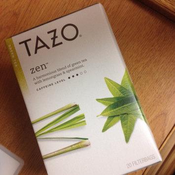 Photo of Tazo Zen™ Green Tea uploaded by Dayshawnda A.