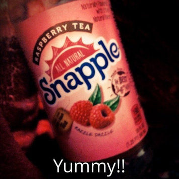 Photo of Snapple All Natural Raspberry Iced Tea uploaded by Alyssa S.