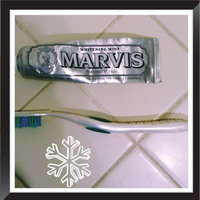 Marvis Toothpaste, Whitening Mint, 3.7 oz uploaded by Sarah G.