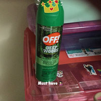OFF! Deep Woods Insect Repellent V uploaded by Marleny G.