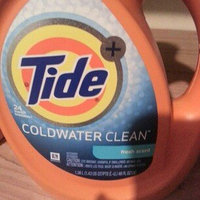 Tide Plus Coldwater Clean Liquid Laundry Detergent uploaded by Sarah L.