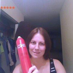 Chi Pub CHI Enviro 54 Firm Hold Hair Spray uploaded by Jennifer B.