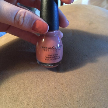 Photo of SinfulColors Professional Nail Color uploaded by Marissa W.