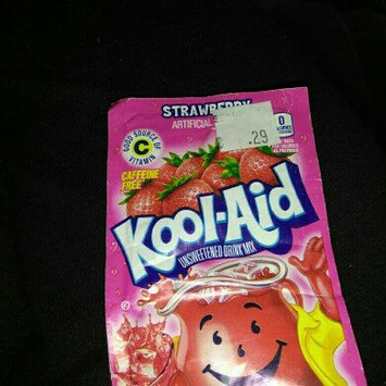 Photo of Kool-Aid Strawberry Flavor Unsweetened Soft Drink Mix uploaded by Jasmin R.