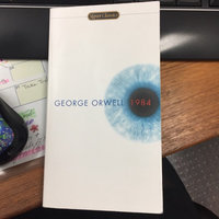 1984 by Orwell, George/ Fromm, Erich [Mass Market Paperbound] uploaded by Claire W.