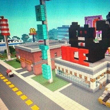 Minecraft uploaded by Sara D.