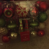 40ct Fashion Red Green Gold Shatterproof Christmas Ornament Set - Wondershop uploaded by Claire M.
