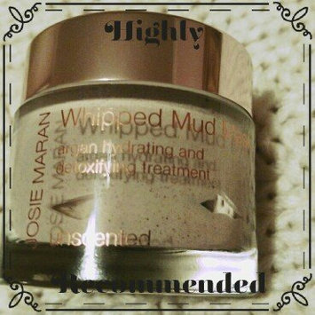 Photo of Josie Maran Whipped Mud Mask Argan Hydrating and Detoxifying Treatment uploaded by Irina W.
