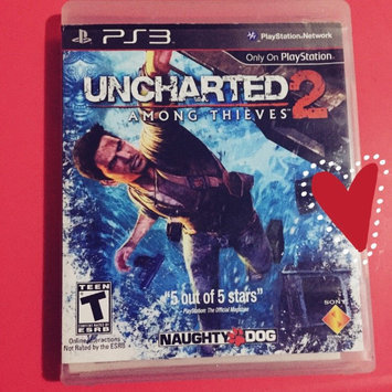 Photo of Uncharted 2: Among Thieves - Game of the Year Edition (PlayStation 3) uploaded by Daniela G.