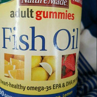 Nature Made Fish Oil Adult Gummies uploaded by Tiffany H.