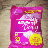 Gillette Daisy Classic Disposable Razor, 18 count uploaded by Kristie W.