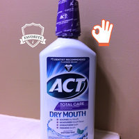 ACT Total Care Dry Mouth Rinse uploaded by Lisa C.