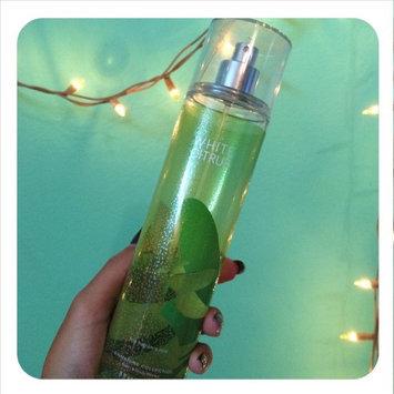 Photo of Bath Body Works White Citrus 8.0 oz Fine Fragrance Mist uploaded by Marina G.