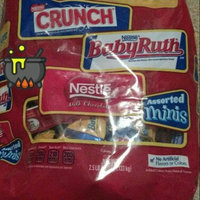 Nestlé Assorted Miniatures Nestlé, Butterfinger, Nestlé Crunch, Baby Ruth uploaded by Caroline C.