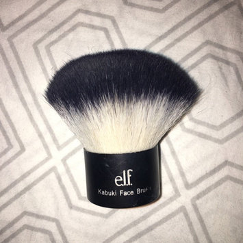 Photo of e.l.f. Studio Kabuki Face Brush uploaded by Patty F.