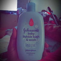 Johnson's® Baby Bubble Bath & Wash uploaded by monay p.