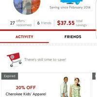 Cartwheel by Target uploaded by Brandi M.