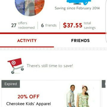 Photo of Cartwheel by Target uploaded by Brandi M.