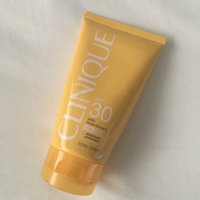 Clinique Broad Spectrum SPF 30 Sunscreen Body Cream uploaded by Alexandra R.