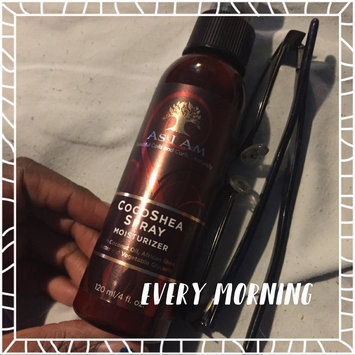 Photo of As I Am CocoShea Moisturizer Hair Spray uploaded by Eriel M.