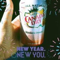 Canada Dry Mandarin Orange Sparkling Seltzer Water uploaded by Gaby R.