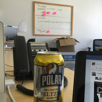 Polar Seltzer Calorie-free Lemon uploaded by Aaron M.
