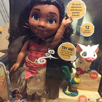 Disney Moana Singing Moana Doll & Friends uploaded by Vanessa F.