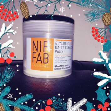 Photo of Nip + Fab Glycolic Fix Exfoliating Facial Pads - 60 Count uploaded by Kimberly V.