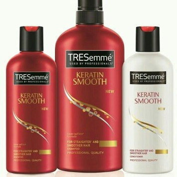 TRESemmé Keratin Smooth Infusing Shampoo uploaded by Cindy S.