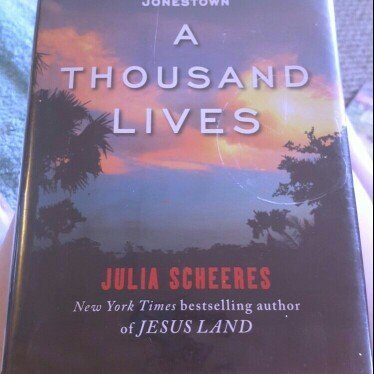 A Thousand Lives: The Untold Story of Hope, Deception, and Survival at Jonestown uploaded by murtie f.