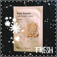 Missha Pure Source Sheet Mask Pearl uploaded by Ciana M.